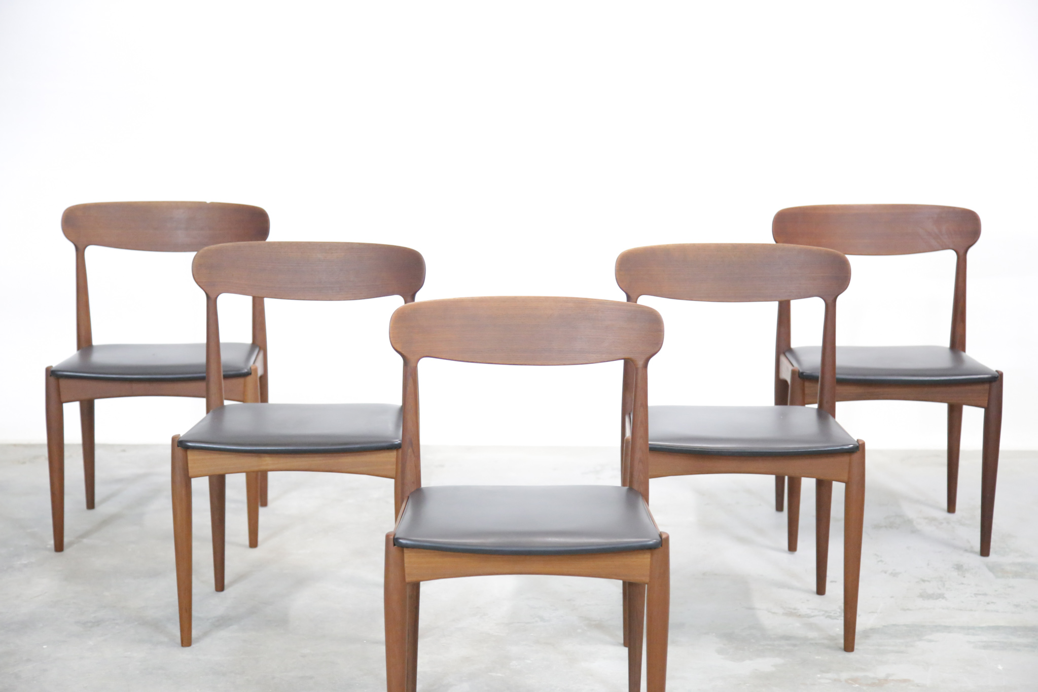 Chair Danke Johannes Suite – Andersen De Danoise 5 Chaises Dining lcFJTK13