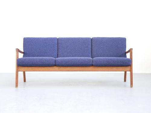 Banquette scandinave Ole Wanscher sofa canapé 1