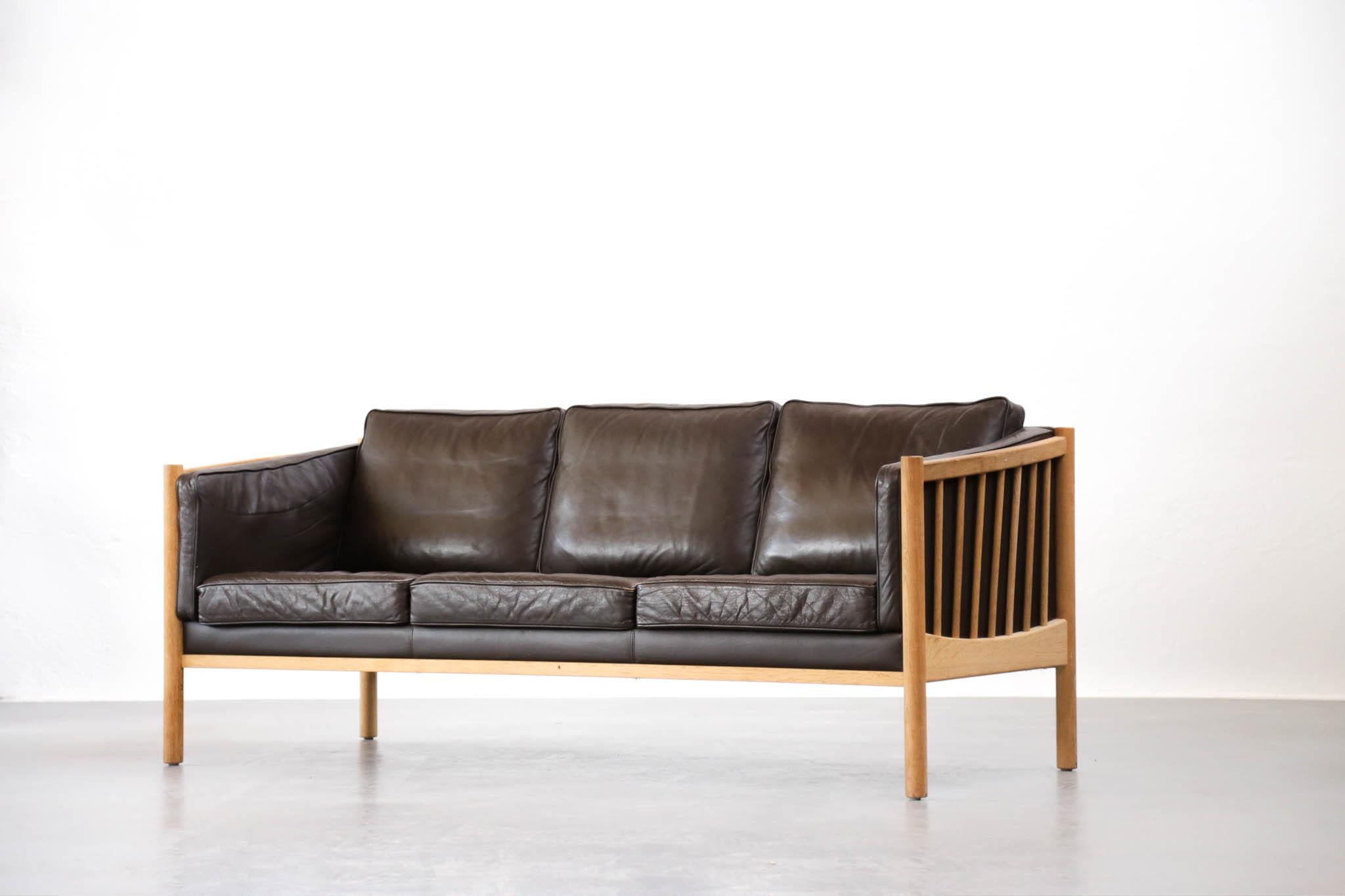 Banquette Scandinave En Cuir Sofa Danke Galerie