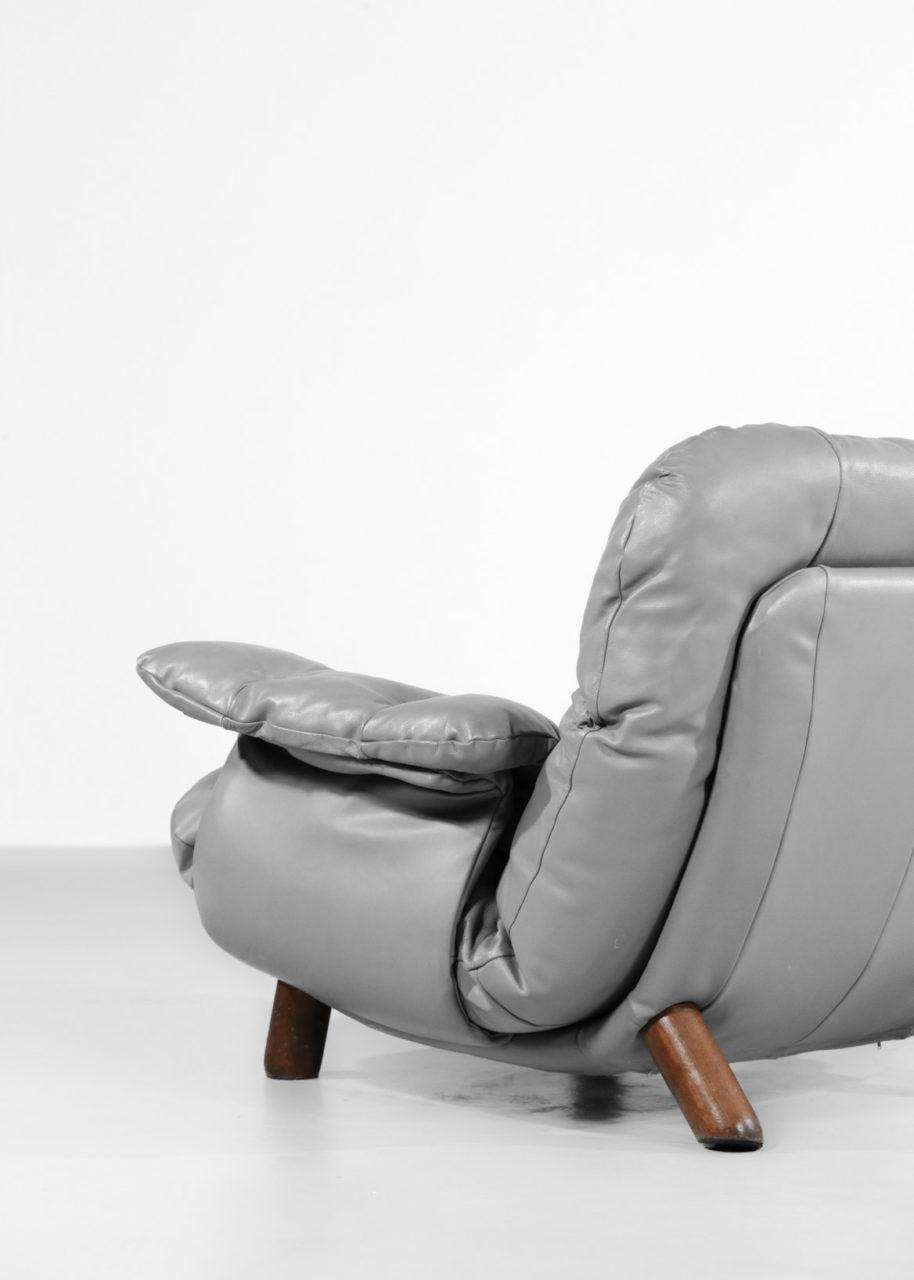 Paire de fauteuils italienne vintage style percival lafer