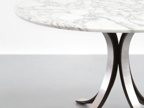 Table à manger Osvaldo Borsani Dining tecno marbre italian design8