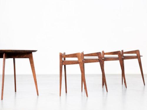 Table basse 4 gigognes design 40