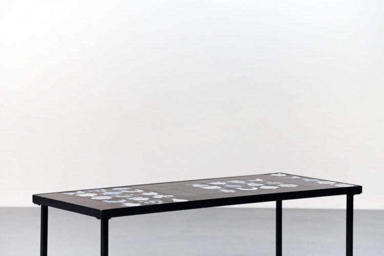 Table basse Roger Capron céramique années 601