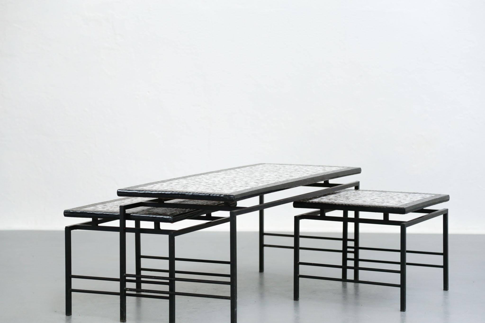 Table Basse Gigogne Moderniste Ann 233 Es 60 Danke Galerie