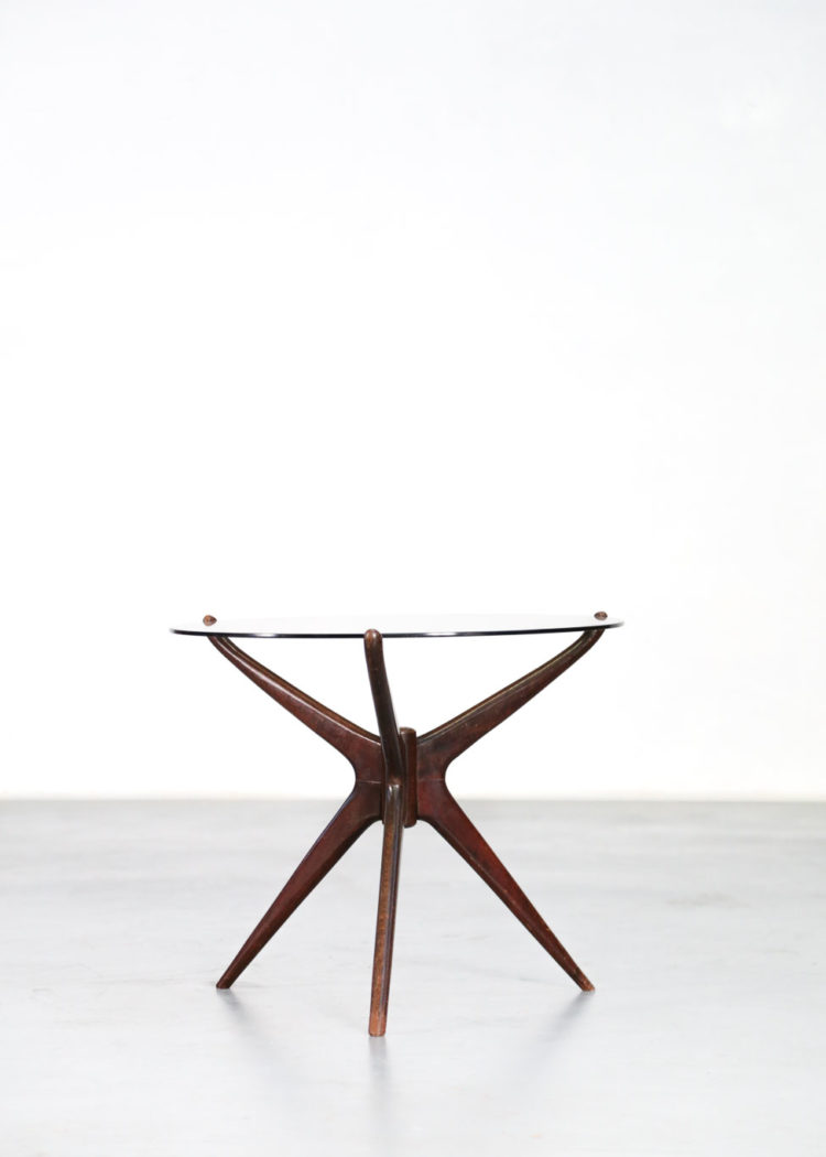 Table Basse Gueridon Style Gio Ponti Danke Galerie