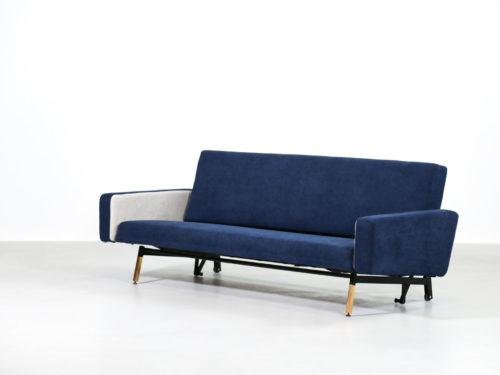 Banquette sofa pierre Guariche des années 60 21