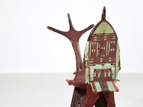 chaise de dromadaire berbere dromedary chair
