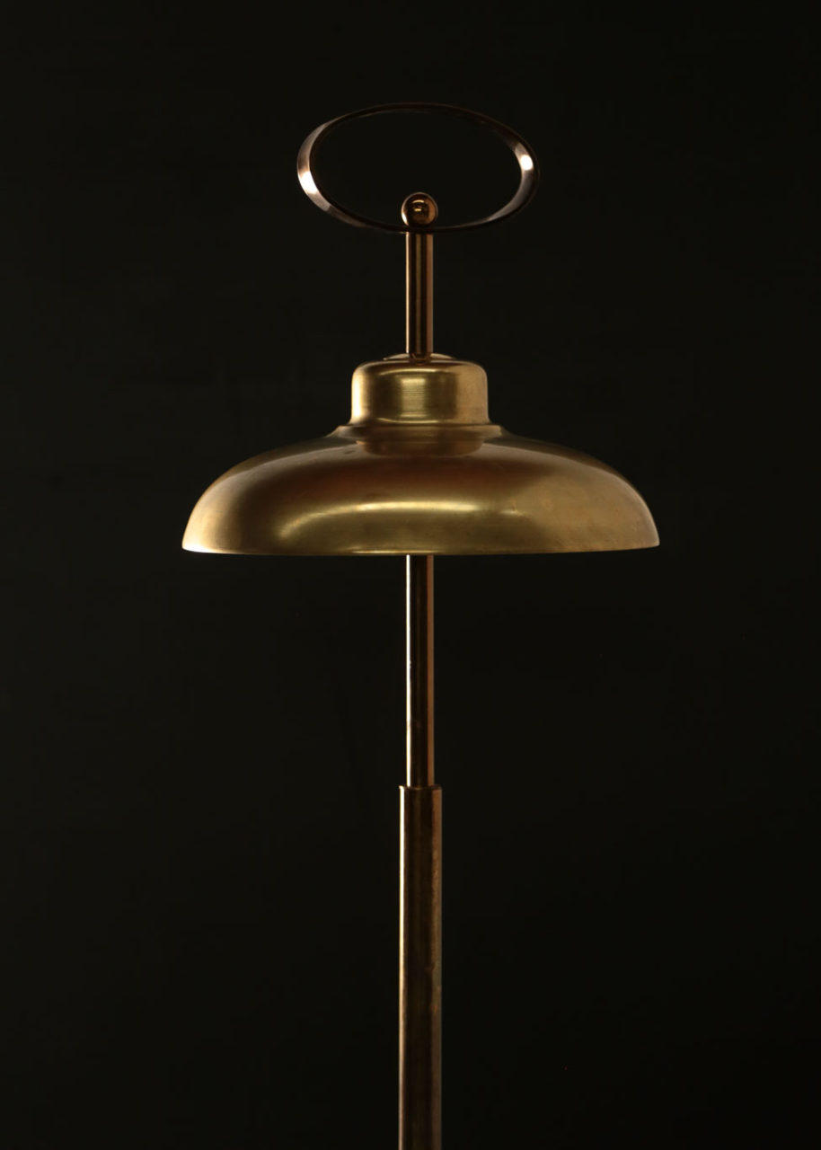 lampadaire italien années 50 attribué à stilnovo 2