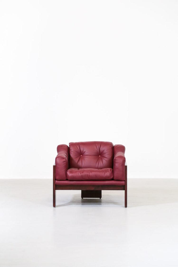 paire de fauteuil Oriolo par Claudio Salocchi pour Sormani9paire de fauteuil Oriolo par Claudio Salocchi pour Sormani9