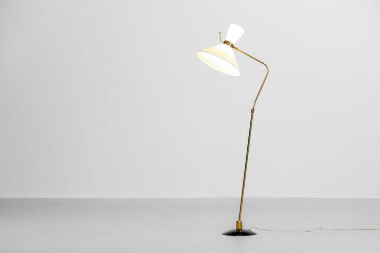 lampadaire arlus années 50 guariche pierre lunel