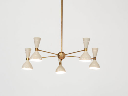lustre italien moderne 5 branches style stilnovo 18