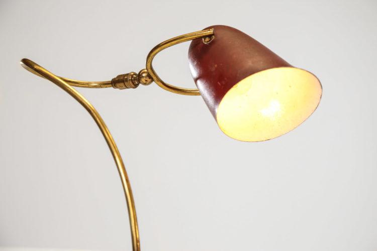 Lampe de bureau italienne des années 50 28
