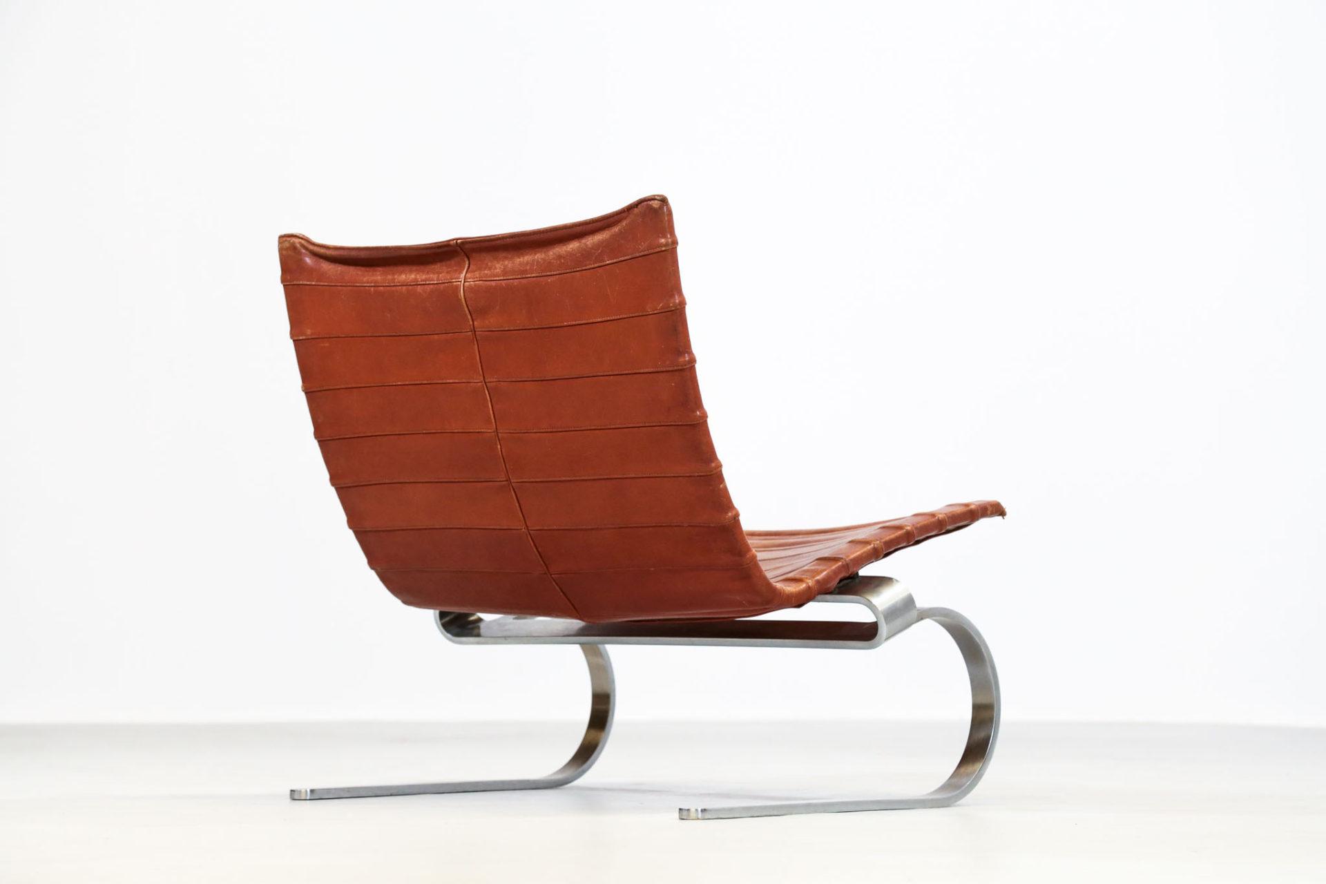 PK20 Poul Kjaerholm chauffeuse danois design scandinavian danke galerie 40