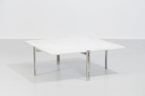 Table basse PK65 Poul Kjaerholm danois scandinave design 35