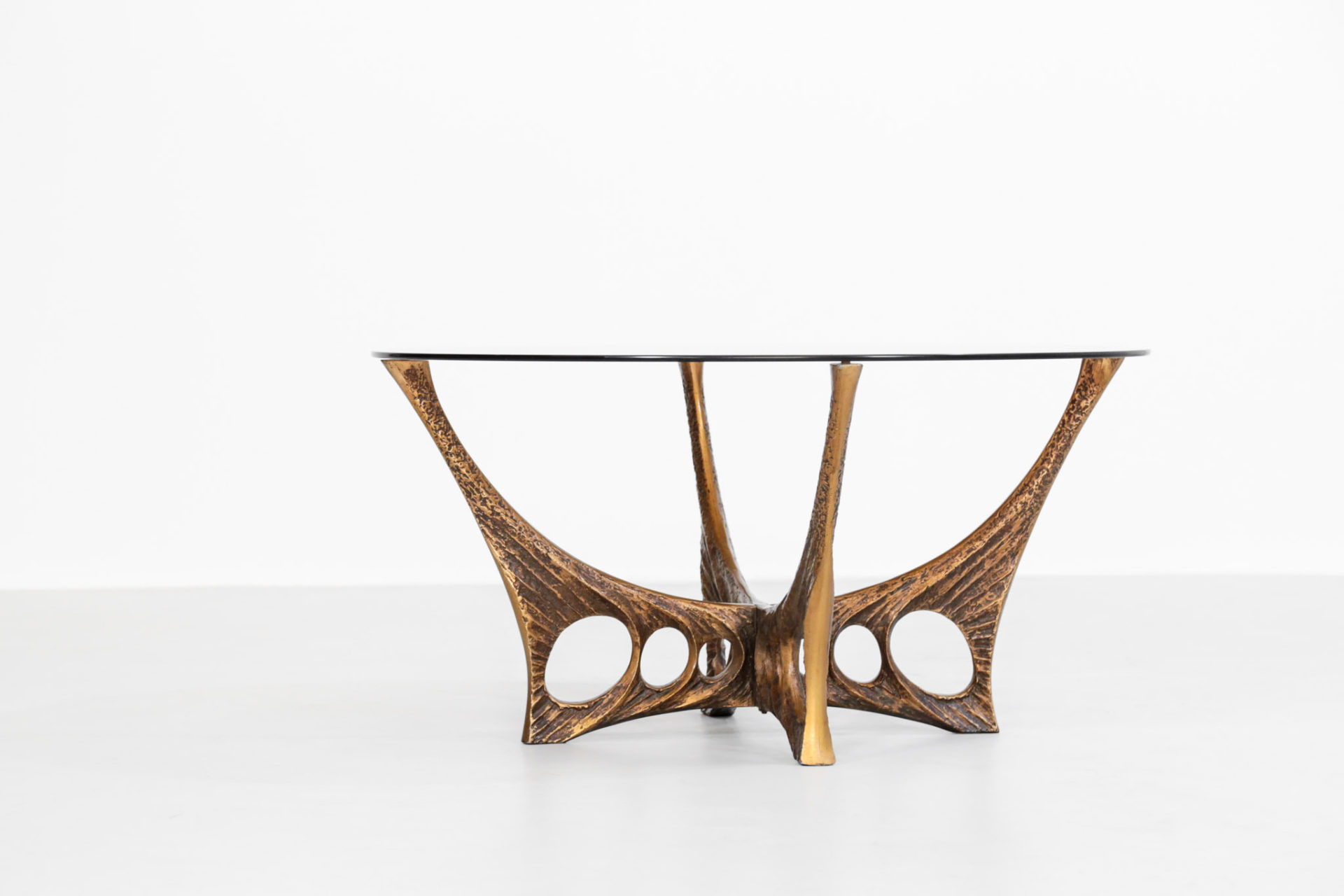 table basse willy ceysens belge design années 60 196030