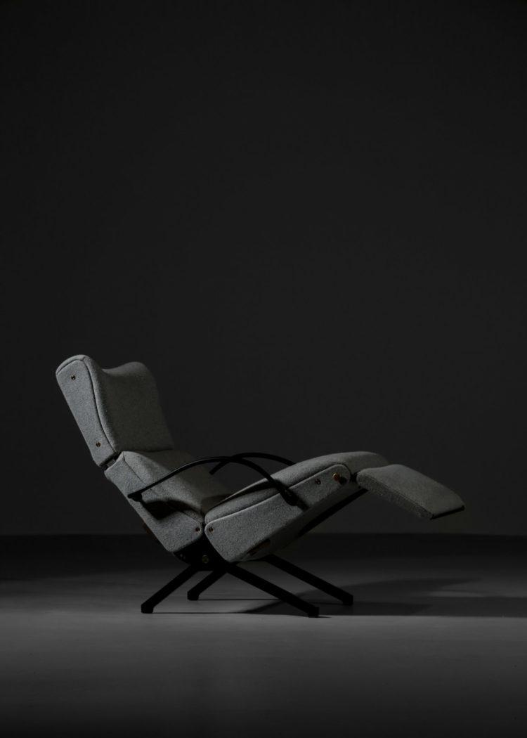 P40 borsani P40 borsani osvaldo tecno chaise longue fauteuil design italien26 tecno chaise longue fauteuil design italien26