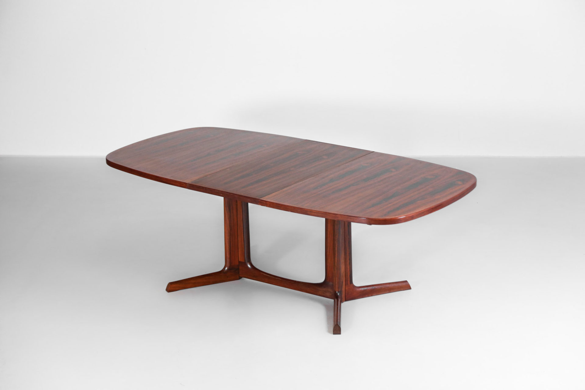 table chaise niels koefoed danoise scandinave teck 24