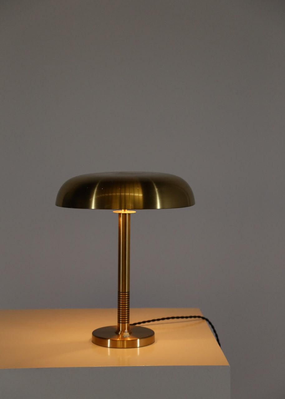 lampe de bureau Bertil Brisborg suedois scandinave paavo tynell11