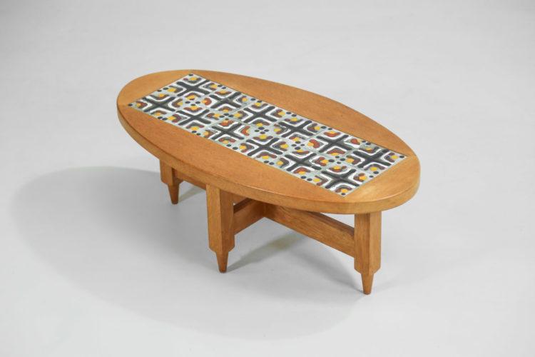 table basse guillerme et chambron éramique villeroy et boch 32