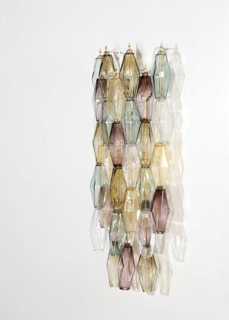 Applique italienne en verre de murano 31