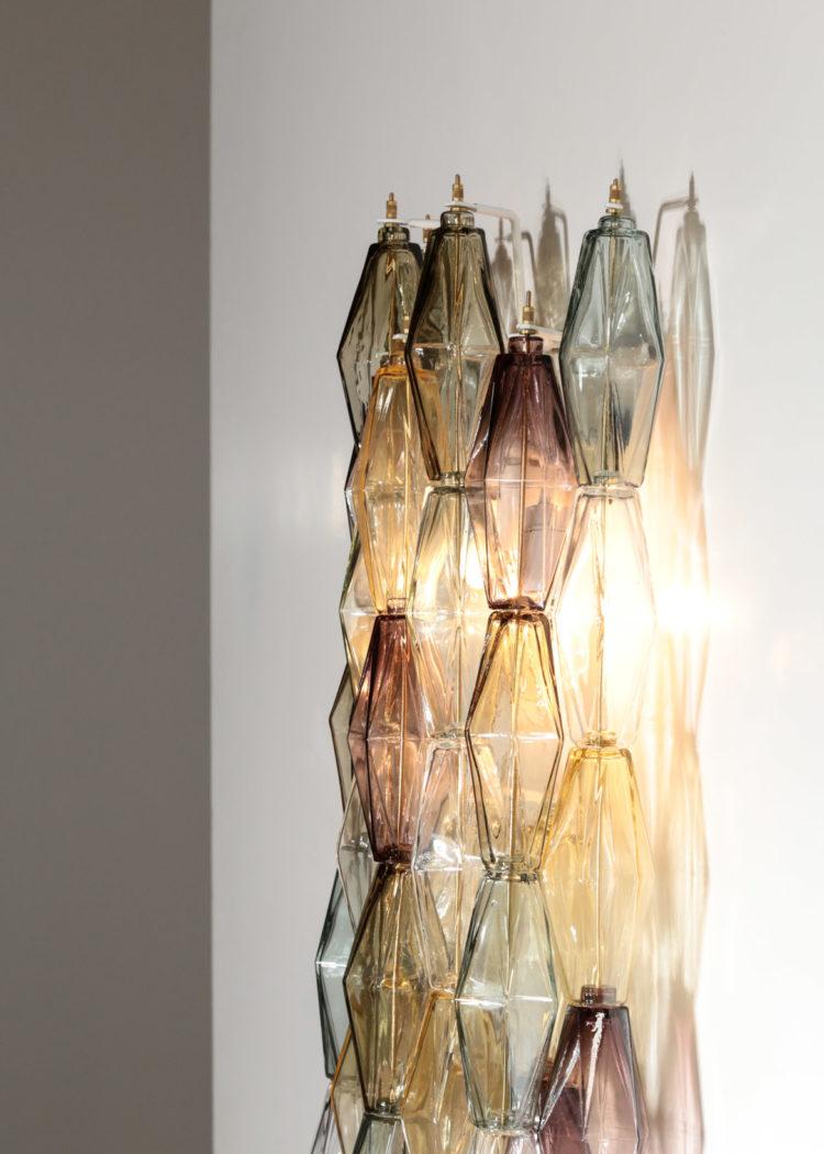 Applique italienne en verre de murano 31Applique italienne en verre de murano 31