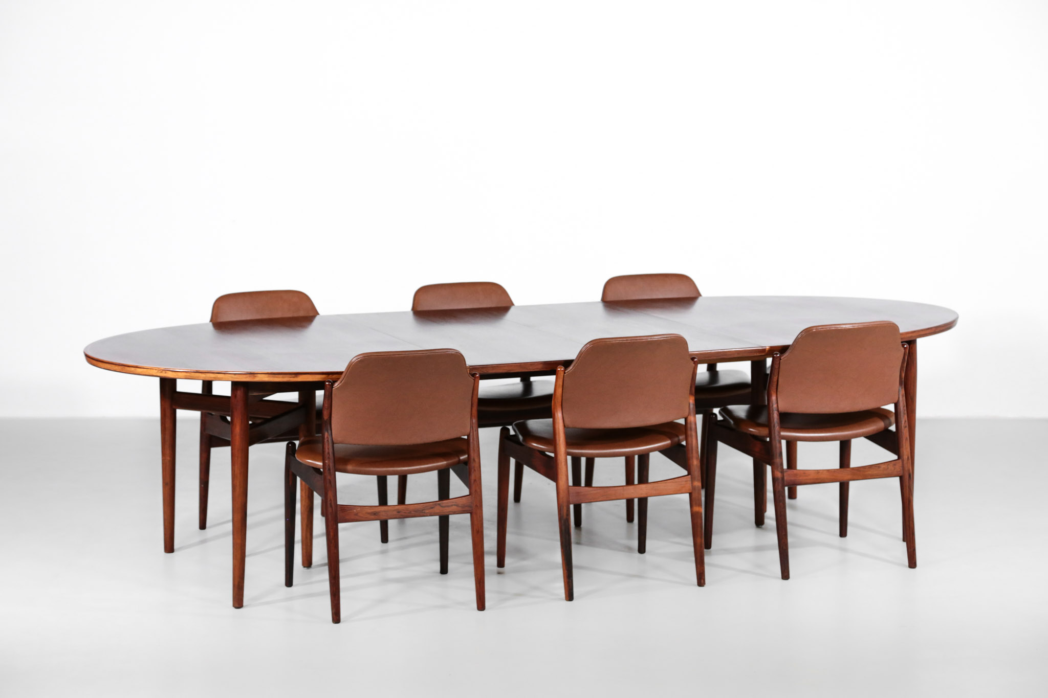 Arne Vodder dining room set Model 212 scandinavian design ...