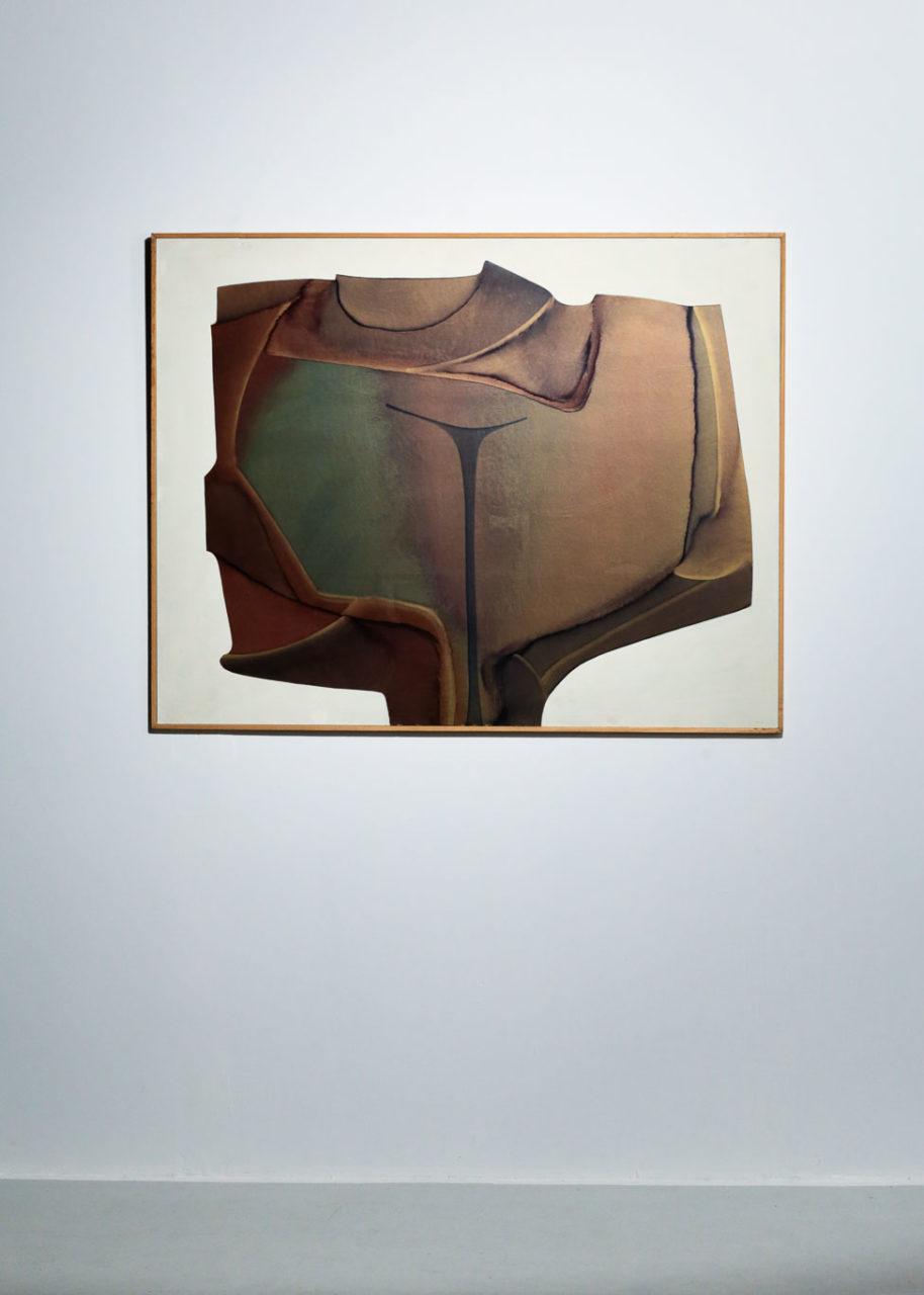 Guy Dessauges danke galerie huile sur panneau exposition147Guy Dessauges danke galerie huile sur panneau exposition147