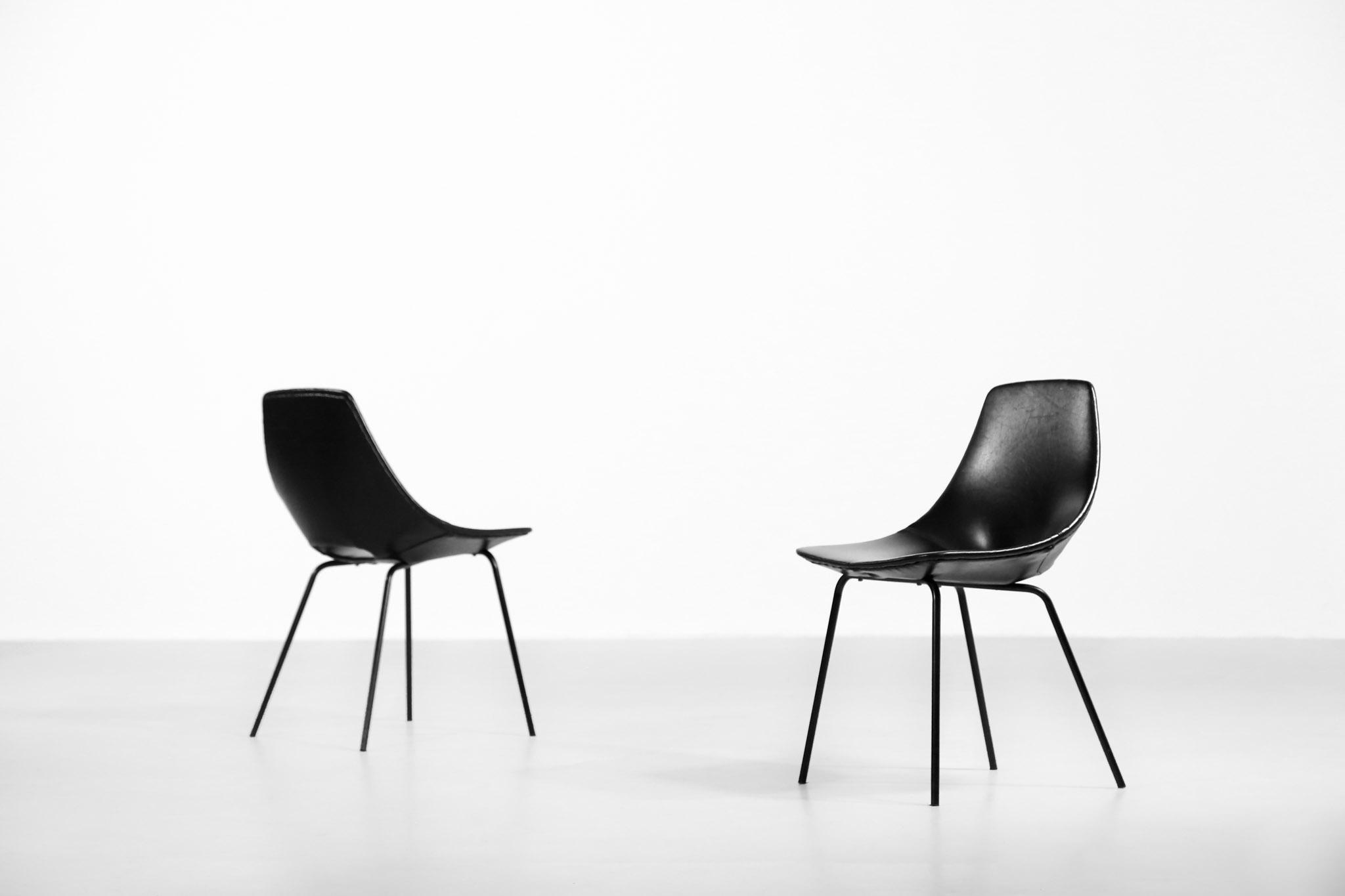 Tonneau Chairs By Pierre Guariche 16 Chairs Danke Galerie