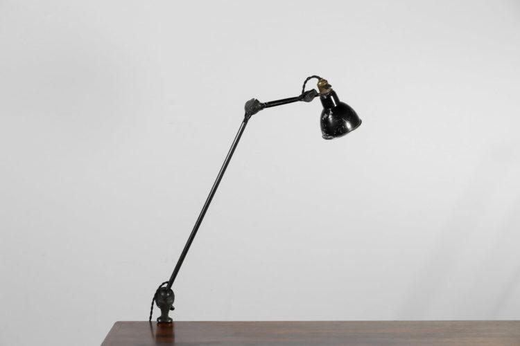 LAMPE BERNARD ALBIN GRAS EDITION RAVEL CLAMART MODELE 201 années 3021