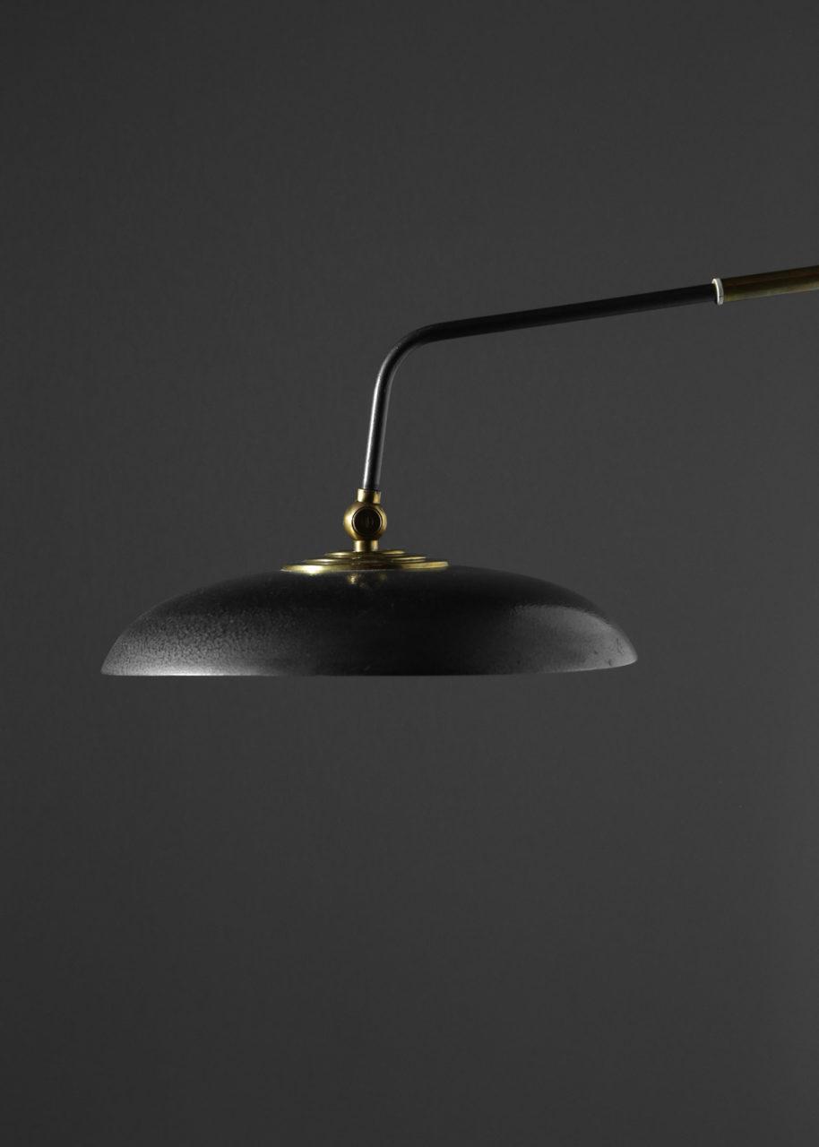 applique années 50 vintage potence lampe 1