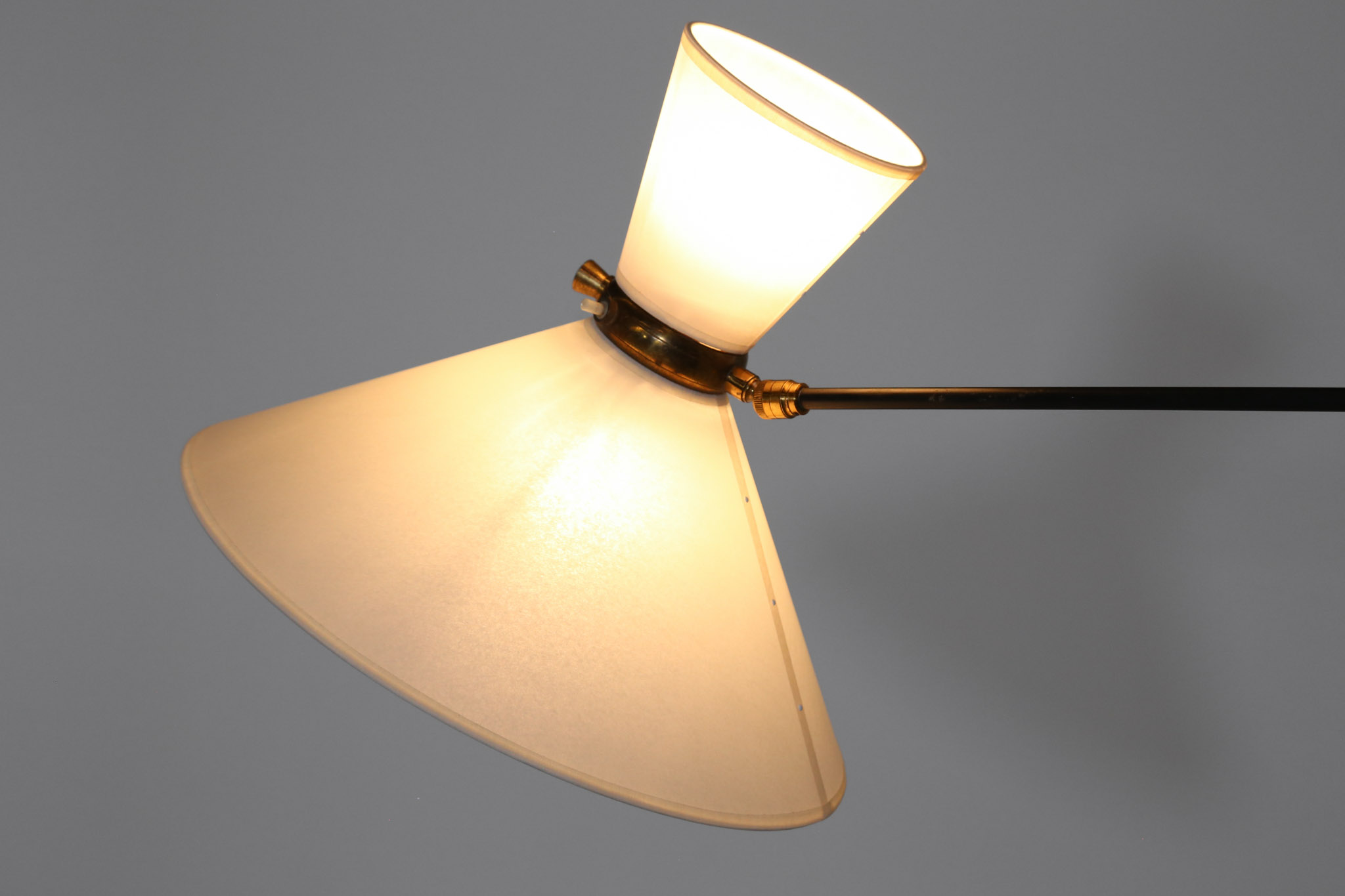 Vintage Wall Light From Lunel Mid Century Lamp 1960s Danke Galerie