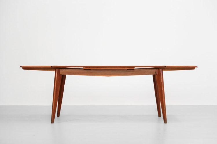 table à manger Francaise en chene massif moderniste design33
