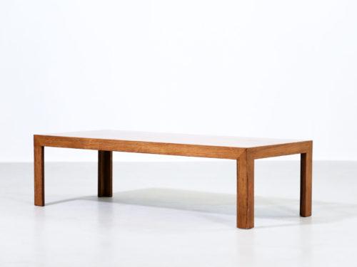 table basse en teck scandinave danoise 27
