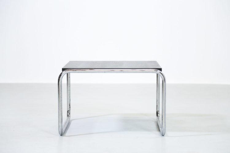 table basse style marcel breuer vintage 23
