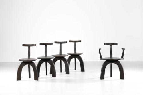 danke galerie vincent vincent chaise fauteuil ebeniste 57