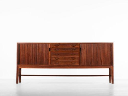 enfilade danoise ole wanscher scandinave sideboard danke galerie22