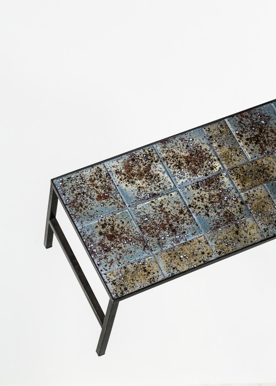 table basse c ramique serge jamet francais design danke galerie. Black Bedroom Furniture Sets. Home Design Ideas