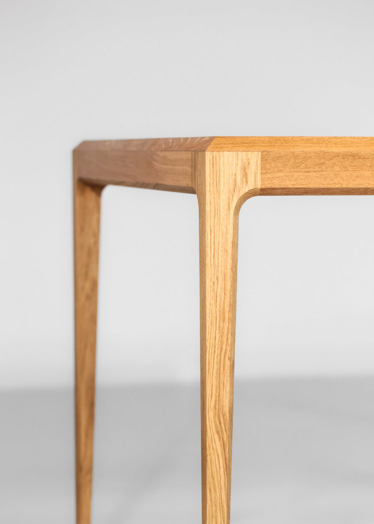Grande table en chene moderne scandinave design6