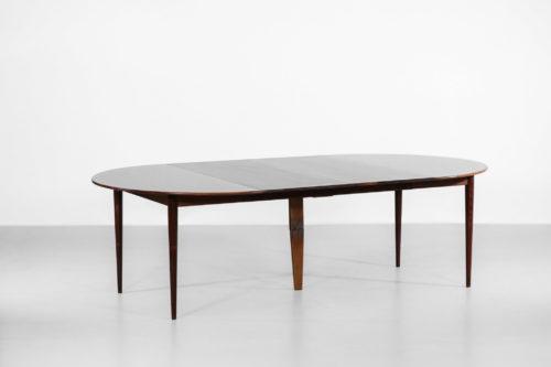 table à manger danoise grete jalk palissandre de rio scandinave34