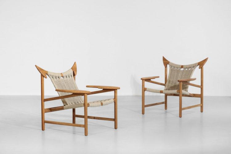 fauteuil Martin Godsk-Snedkeri scandinave danois modern29