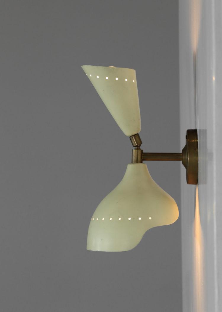 applique italienne années 60 stilnovo arredoluce vintage design 11