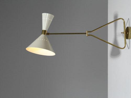 applique potence diabolo beige italenne vintage design lunel