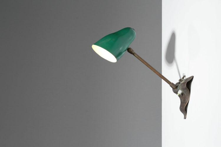 petite potence cocotte verte années 50 vintage 6