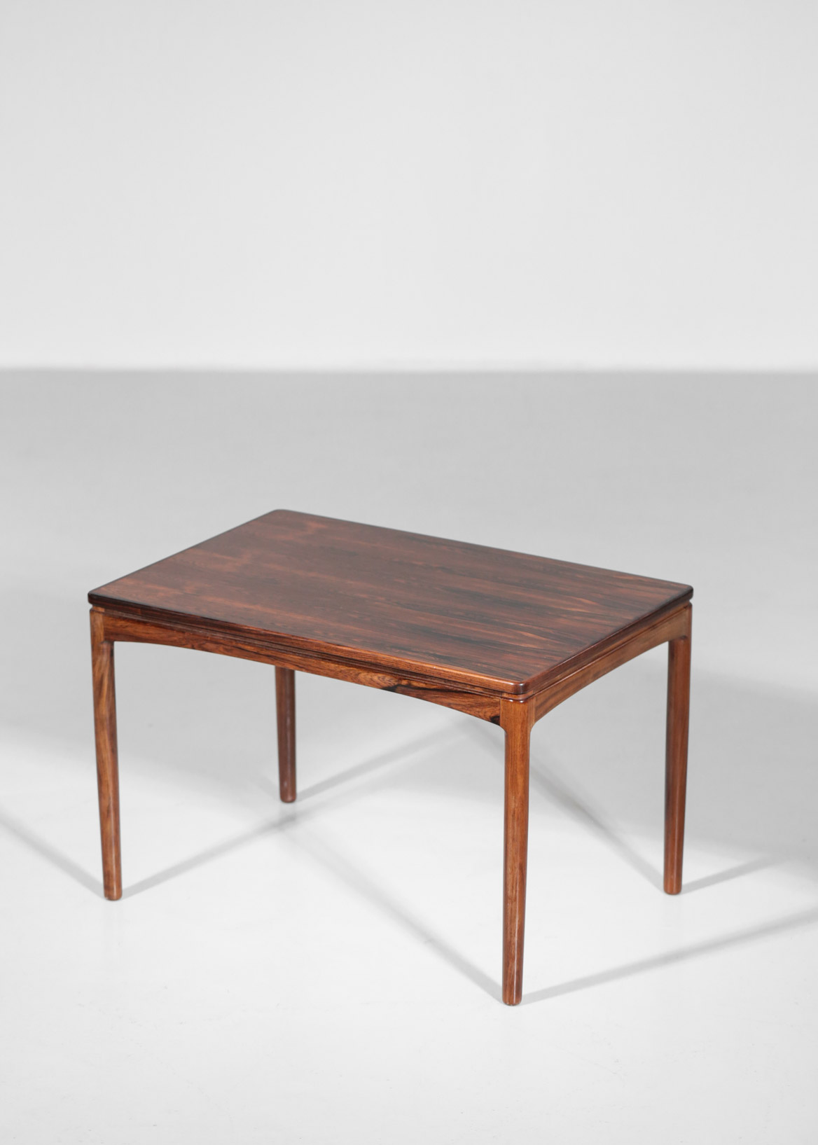 Rosewood Coffee Table By Edmund Jorgensen 1960s Scandinavian