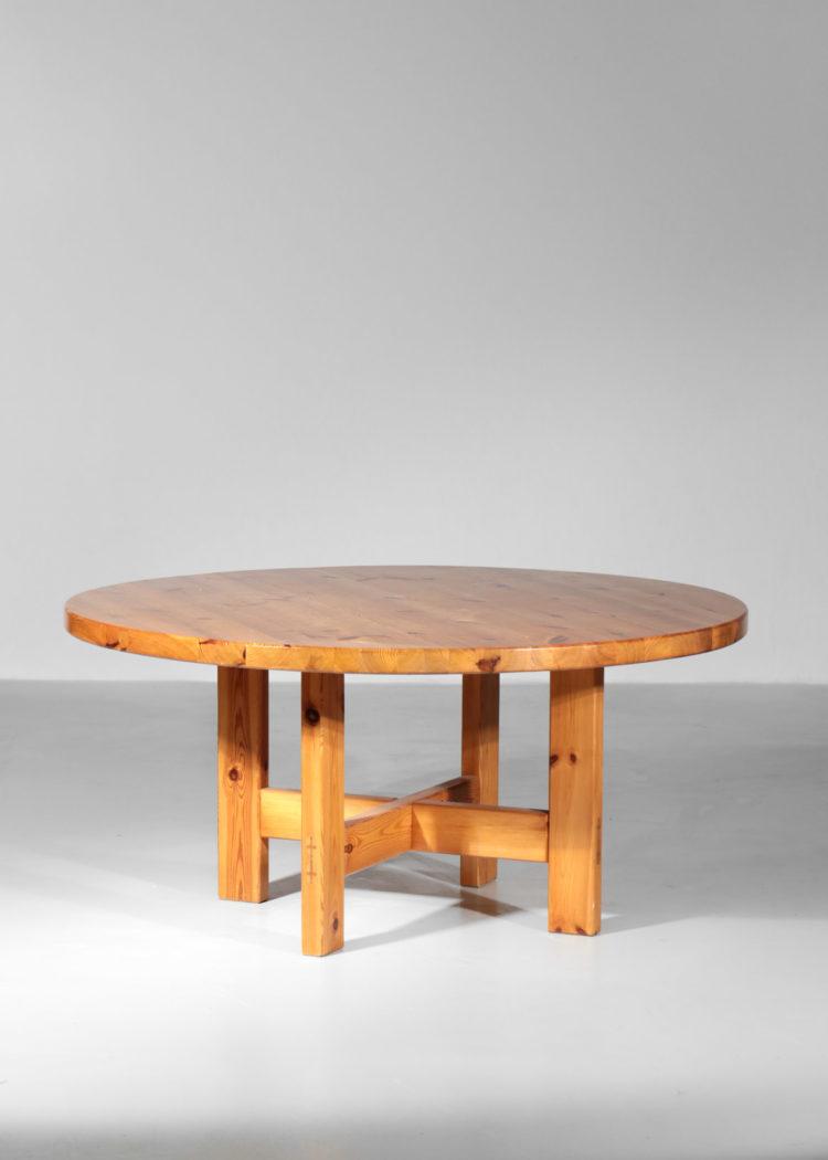 table à manger roland Wilhemsson model RW152 pin scandinave finlandais nordic 7