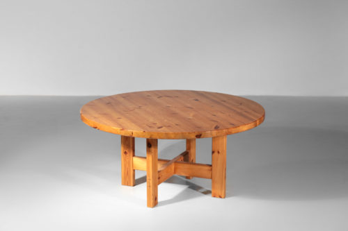 table à manger roland Wilhemsson model RW152 pin scandinave finlandais nordic 7