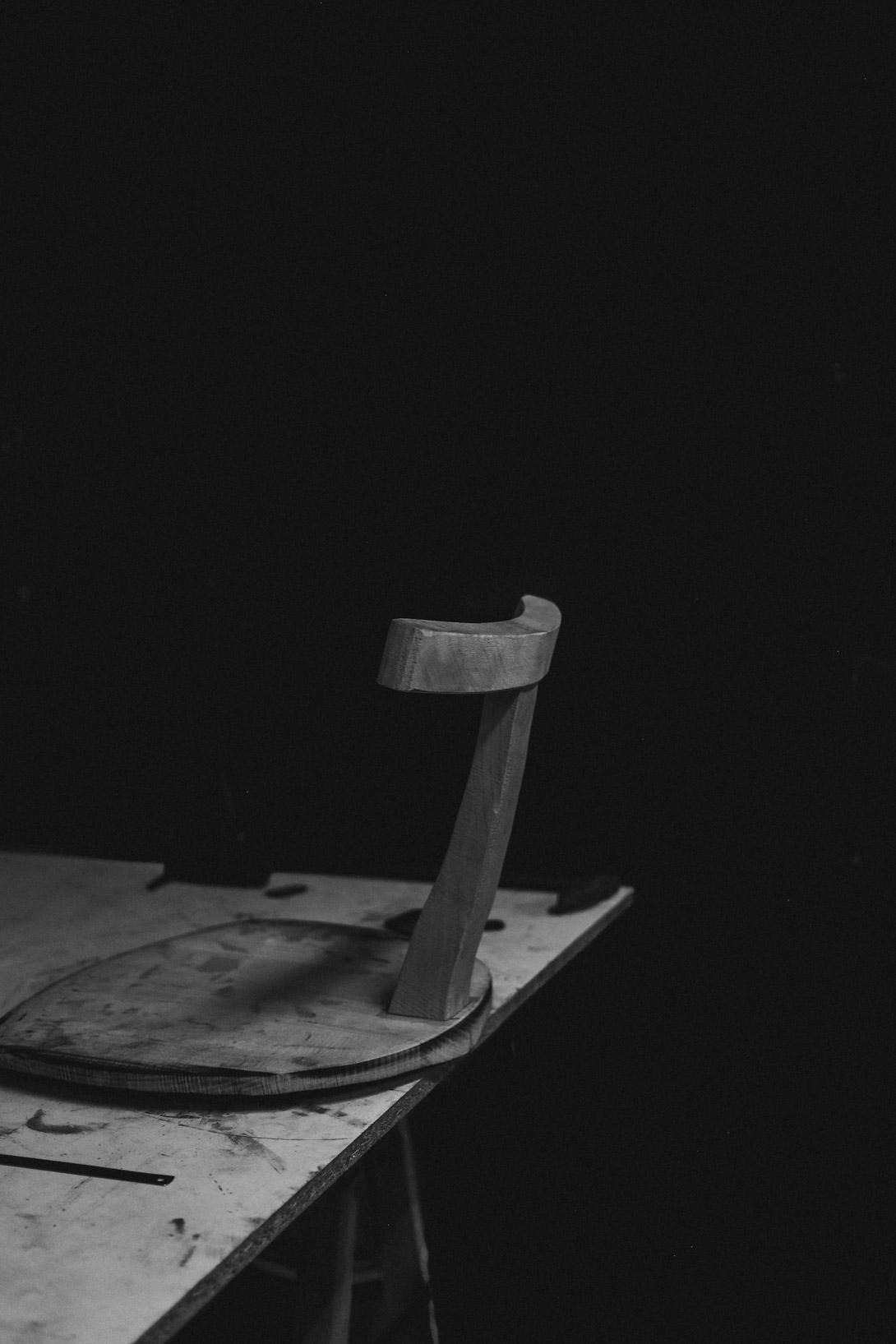 danke galerie Vincent Vincent chaise table fauteuil ethnic vintage
