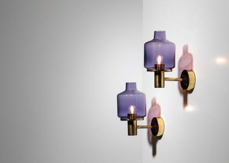 applique suedoise hans agne jakobsson model V-212 scandinave violette