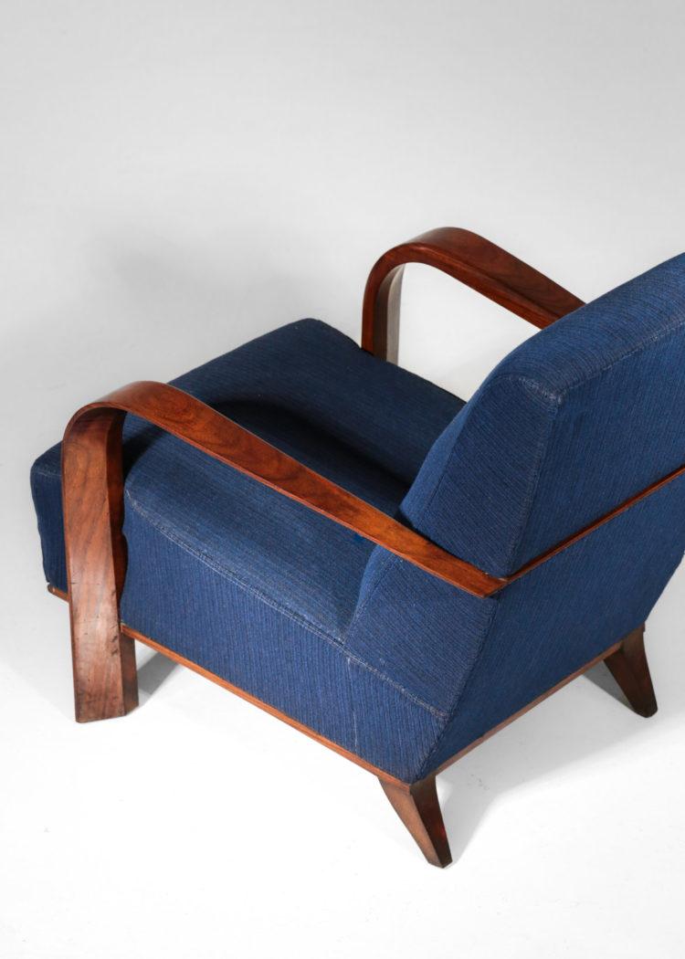 fauteuil art deco style leleu ou emilie rhulmann chauffeuse 4fauteuil art deco style leleu ou emilie rhulmann chauffeuse 4