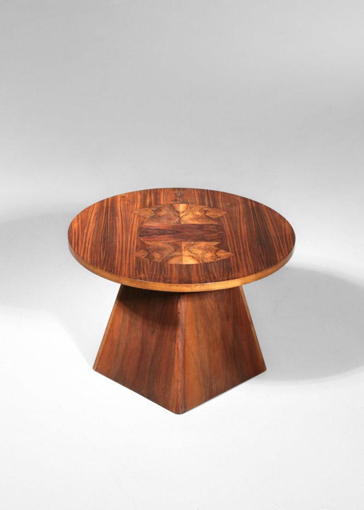 table basse table d'appoint art deco années 30